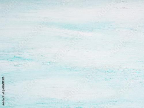 Fotografie, Obraz  Green pastel color textured wooden spring Easter background
