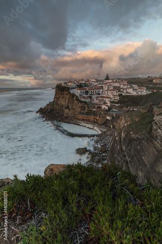 Keuken foto achterwand Noordzee Sintra, Azenhas do Mar Village
