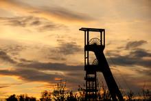 Windingtowr In The Sunset