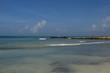 Gentle Waves on Baby Beach in Aruba