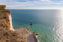 Beachy Head Lighthouse & Cliff...