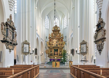 Chancel And Altar Of St. Peter...