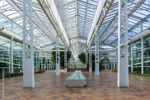 Photo Botanical garden in Arganzuela