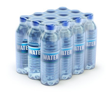 PET Packed Bottled Water