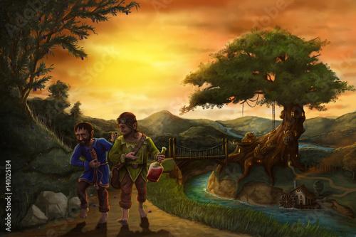 Dreamland gnomes.