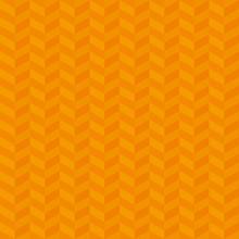Orange Chevron Pattern. Neutral Seamless Herringbone Wallpaper Background.