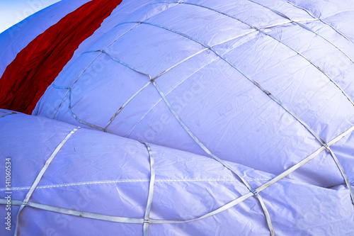 Photo sur Toile Les Textures hot air balloon