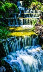 Fototapetatropical waterfall