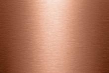 Kupfer Oberfläche Gebürstete Struktur