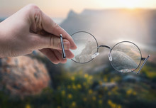 A Look Through The Glasses