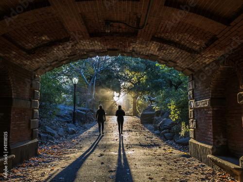 Papiers peints Tunnel Central Park, New York City