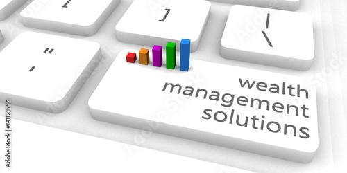 Fotografía  Wealth Management Solutions