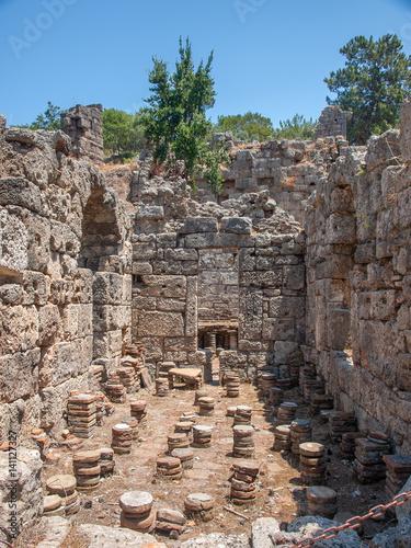 Foto op Aluminium Rudnes Руины Древнего города Фаселис