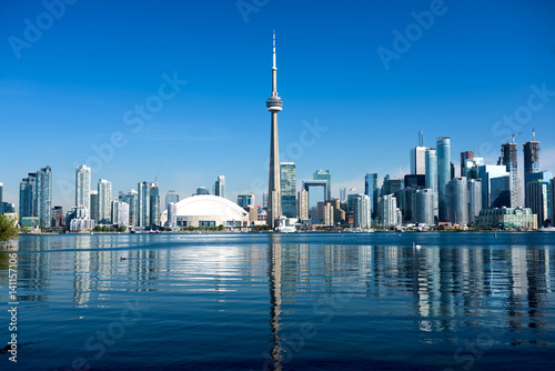 Toronto Skyline, Canada Wallpaper Mural