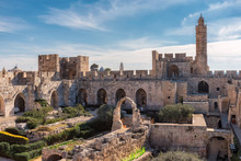 The Tower Of David In Ancient ...