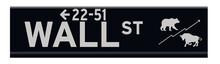 Wall Street - Bear Vs. Bull Chart