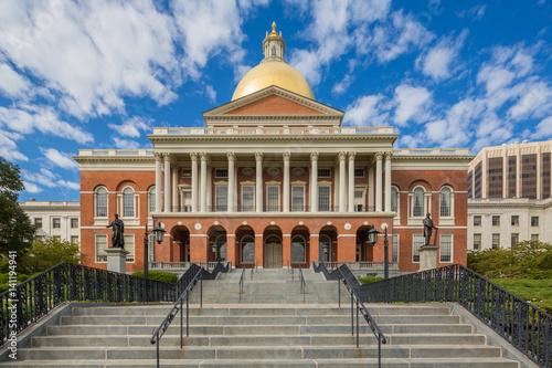 Fotografía  Massachusetts State House