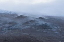 The Eerie Geothermal Landscape