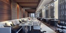 Modern Concept Design Of Resta...