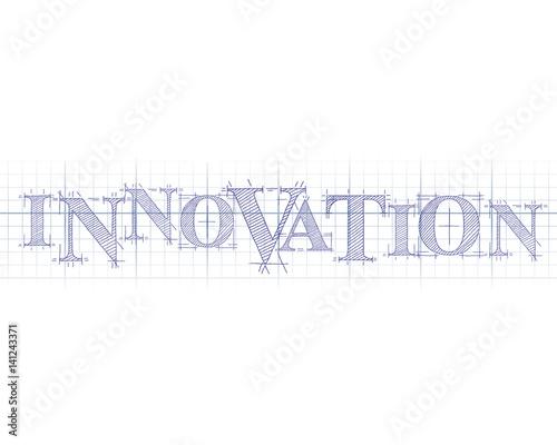 Garden Poster Retro sign Innovation Technical Word