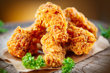 Crispy Fried Kentucky Chicken ...