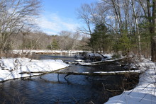 Blackstone River, Northbridge,...