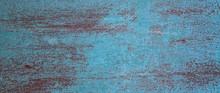 Abstract Grunge Decorative Blu...
