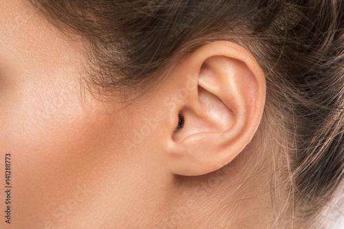 Foto Female ear