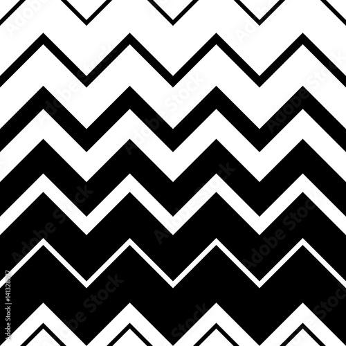 Black And White Decorative Wallpaper