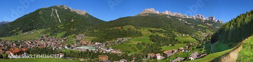 Fotografie, Obraz Moena e gruppo del Catenaccio a 360°