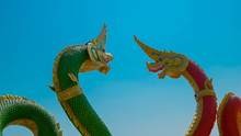King Of Nagas Or Great Nagas
