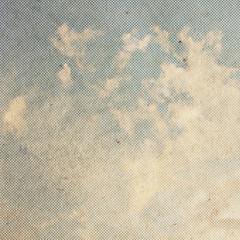 Fototapetavintage clouds