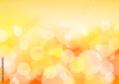 Abstract Orange Background #Vector Graphic