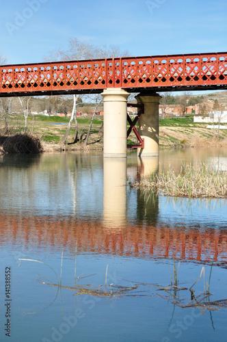 Foto  Puente de Fuentidueña de Tajo