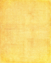 Yellow Cloth Background. An Ol...