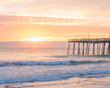 Outerbanks Pier Sunrise