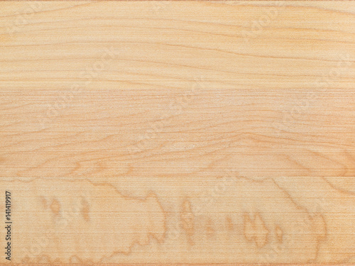 Papiers peints Bois Wooden texture background with grainy detail pattern in light yellow color tone