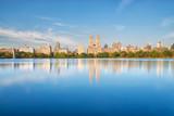Fototapeta Nowy Jork - Central Park - Jacqueline Kennedy Onassis Reservoir