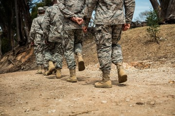 KFOR soldiers complete WLC at Camp Bondsteel   photo page