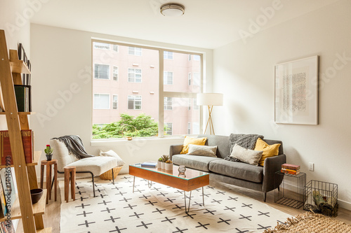 Foto  modern living room