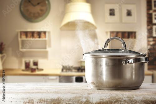 Fototapeta kitchen pot  obraz