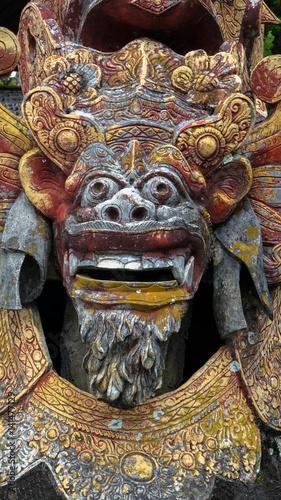 Steinfigur - Batuan Tempel Bali