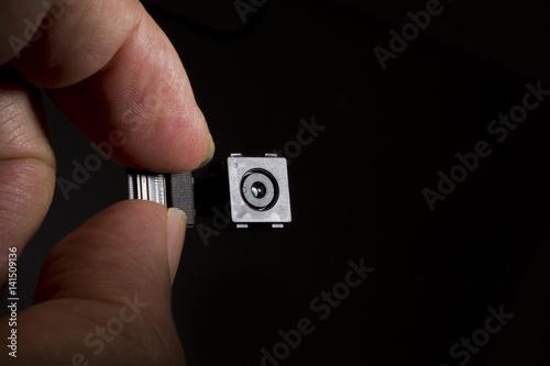 Fotografía  Digital camera lense part