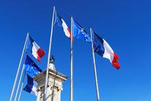 Drapeaux Français Européen