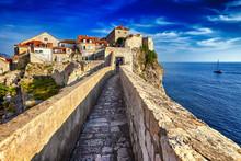Panorama Dubrovnik Old Town Ro...