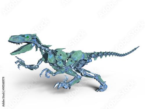 Fotografie, Obraz  恐竜ロボット