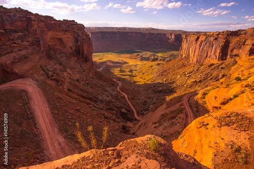 Fotografie, Obraz  Canyon Lands in Utah