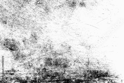 Black grunge texture background Fototapeta
