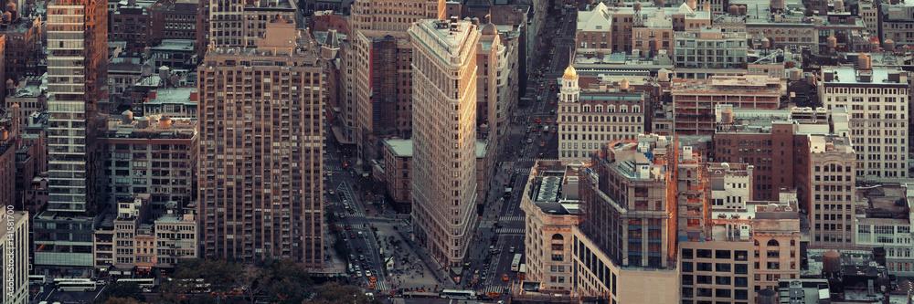 Fototapety, obrazy: Flatiron Building