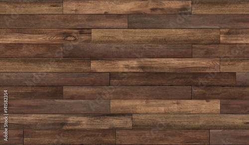 Photo sur Aluminium Bois Seamless wood floor texture, hardwood floor texture